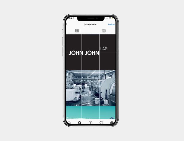Iphone x john john lab